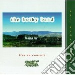 Live in concert - bothy band cd musicale di The bothy band