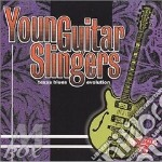 Texas blues evolution cd musicale di Young guitar slingers