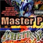 Ghetto d cd musicale di P Master