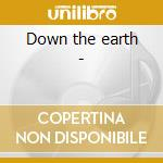 Down the earth - cd musicale di Cobbs Willie