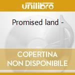 Promised land - cd musicale di Robert