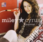 BREAKOUT - PLATINUM  ( CD + DVD) cd musicale di CYRUS MILEY
