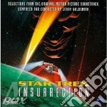 Jerry Goldsmith - Star Trek: Insurrection Ost cd musicale di Star trek (ost)