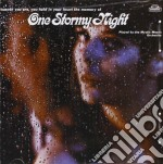 One stormy night cd musicale di The mystic moods orc