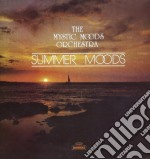 Summer moods cd musicale di The mystic moods orc