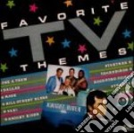 Favorite tv themes cd musicale