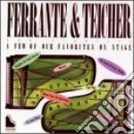 A few of our favourites on stage cd musicale di Ferrante & teicher