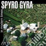 IN MODERN TIMES cd musicale di Gyra Spyro