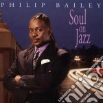 SOUL ON JAZZ cd musicale di Philip Bailey