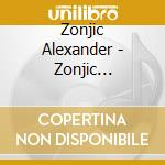 Seldom blues cd musicale di Alexander Zonjic