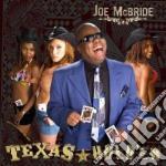 Joe Mcbride - Texas Hold'em cd musicale di Joe Mcbride