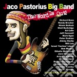 THE WORD IS OUT cd musicale di PASTORIUS JACO BIG BAND