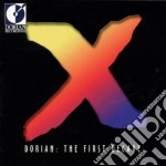 Dorian: the first decade cd musicale di Miscellanee