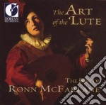 The Art Of The Lute - The Best Of Ronn Mcfarlane  - Mcfarlane Ronn  Lt cd musicale di Miscellanee