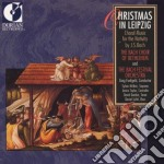 Christmas in leipzig cd musicale di Bach johann sebasti
