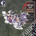 Christmas with solid brass cd musicale di Miscellanee