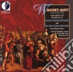 Wachet auf! cd musicale di Bach johann sebasti