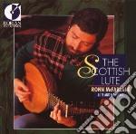 The scottish lute cd musicale di Miscellanee