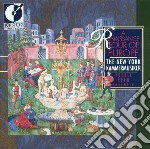 A renaissance tour of europe cd musicale di Miscellanee