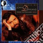 Lute music of john dowland cd musicale di John Dowland