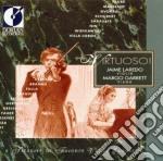 Virtuoso! - a treasury of favorite violi cd musicale di Miscellanee