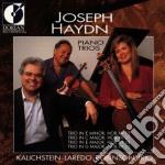 Piano trios cd musicale di Haydn franz joseph