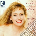 Songs of mozart cd musicale di Wolfgang ama Mozart