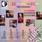 La rocque'n'roll: popular music of renai cd musicale di Miscellanee