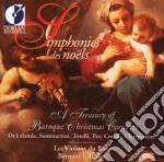 Sinfonie di natale cd musicale di Miscellanee