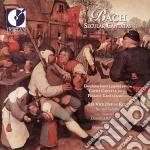 Secular cantatas cd musicale di Bach johann sebasti