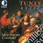 Tunes From The Attic /the Baltimore Consort cd musicale di Miscellanee
