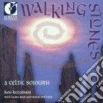 Walking stones: a celtic sojourn cd musicale di Miscellanee