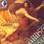 Concerti per archi cd musicale di Antonio Vivaldi