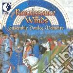 Renaissance winds cd musicale di Miscellanee