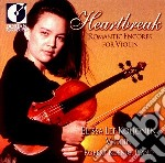 Heartbreak- romantic encores for violin cd musicale di Miscellanee