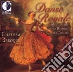 Danse royale cd musicale di Miscellanee