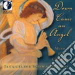 Down came an angel - music for christmas cd musicale di Miscellanee