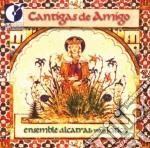 Cantigas de amigo cd musicale di Miscellanee