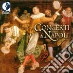 Francesco Mancini - Concerti Di Napoli cd musicale di Francesco Mancini