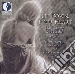 Lie down, poor heart cd musicale di Miscellanee