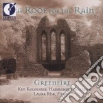 A roof for the rain cd musicale di Miscellanee