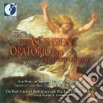 Bach J.S. - The Ascension Oratorio Bwv 11, Two Festive Cantatas Bwv 51 E Bwv 34 cd musicale di Bach johann sebasti