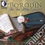 The two string quartets cd musicale di Alexander Borodin