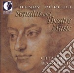 Sonatas and theatre music cd musicale di Henry Purcell