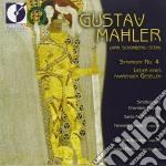 Sinfonia n.4, lieder eines fahrenden ges cd musicale di Gustav Mahler