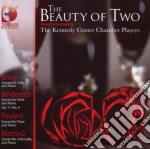 The beauty of two - sonata per violoncel cd musicale di Edvard Grieg