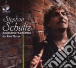 Boismortier's concerti for five flutes cd musicale di Joseph Boismortier