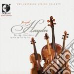 String quartets op. 9/4, op. 17/3, op. 1 cd musicale di Haydn franz joseph