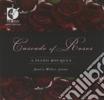 Cascade of roses, a piano bouquet cd musicale di Miscellanee