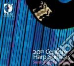20th century harp sonatas cd musicale di Miscellanee